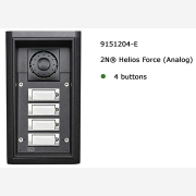 2N® Helios Force 4 buttons