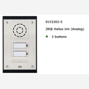 2N® Helios Uni 2 buttons