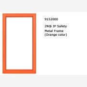 2N® Safety - metal frame (Orange color)