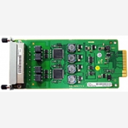 PORT IP-PBX GATEWAY FXO 4 PORT, OPTION MODULE