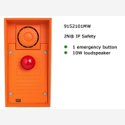2N® IP Safety 1 emergency button with loudspeaker