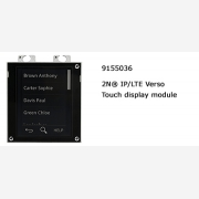 2N® IP Verso Touch display module