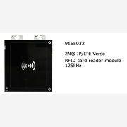 2N® IP Verso RFID card reader 125KHz
