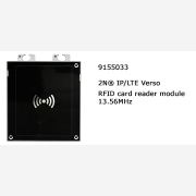 2N® IP Verso RFID card reader module 13.56MHz