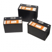 BATTERY VRLA 12V-100Ah MRX C&D